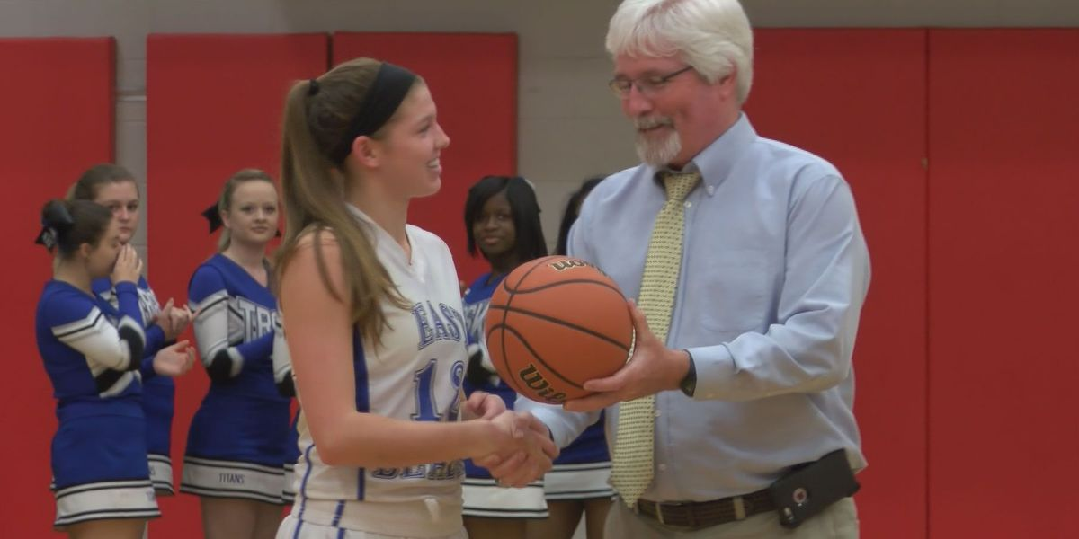 East Bladen's Lacey Suggs named All-State