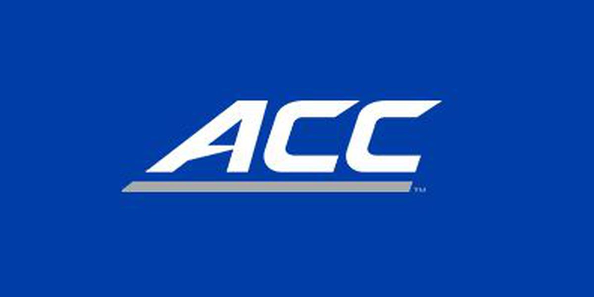 ACC Olympic sports to delay start until Sept. 1