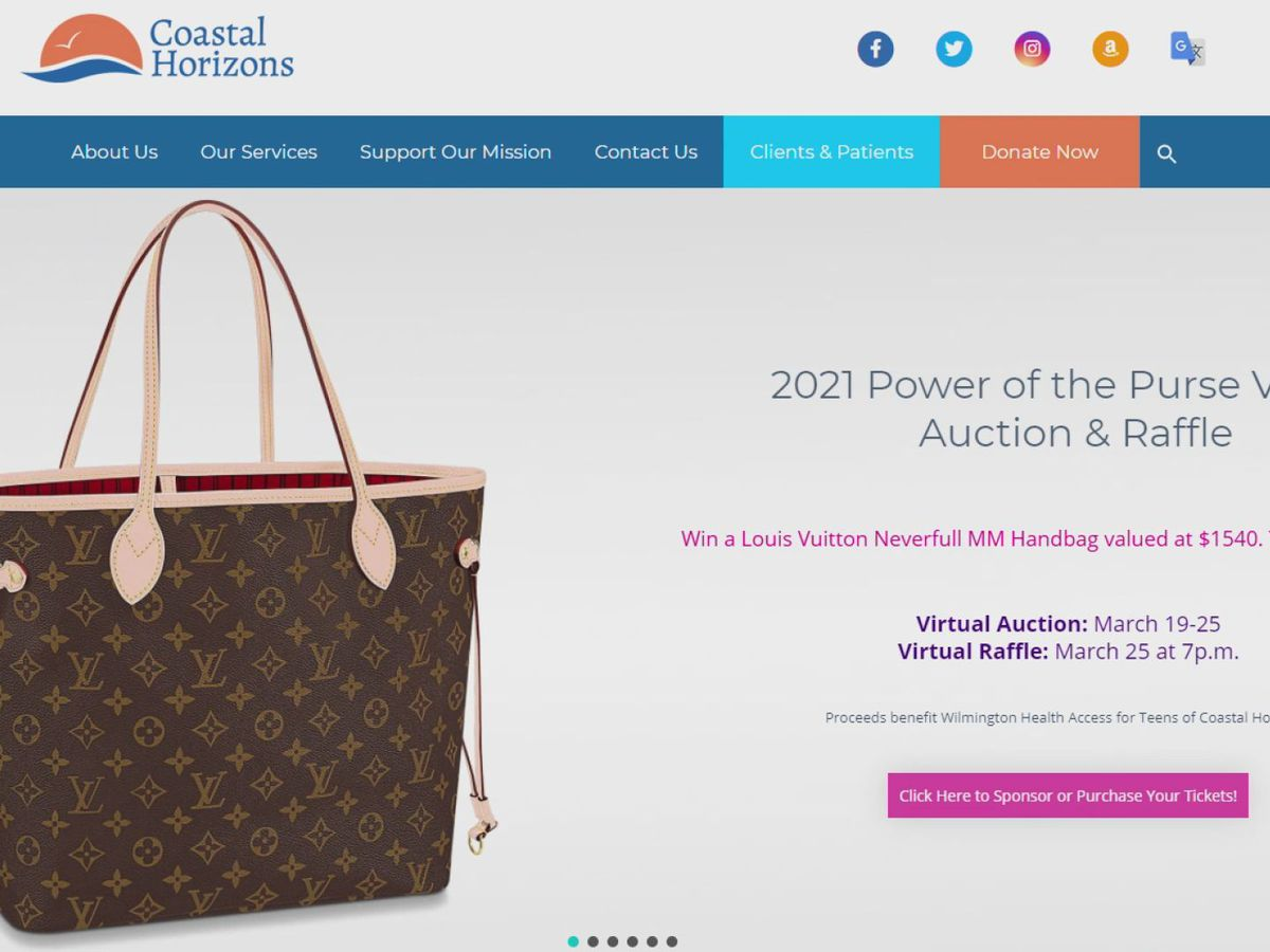 POWER OF THE PURSE: Fundraiser goes virtual to benefit Wilmington Health Access for Teens of Coastal Horizons