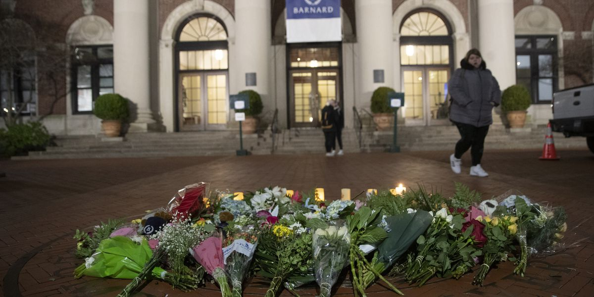 Police: 14-year-old charged with Barnard College student death in NY
