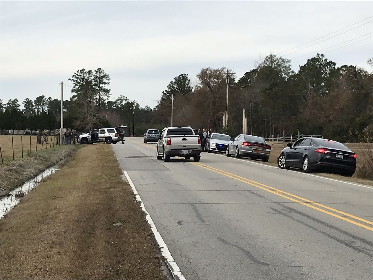 Manhunt follows chase into Horry County; two suspects in custody