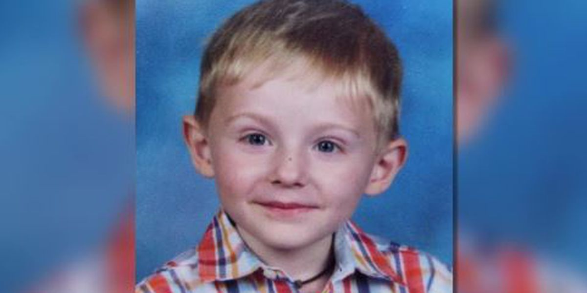 """Police Chief """"deeply saddened"""" body found in Long Creek confirmed to be Maddox Ritch"""