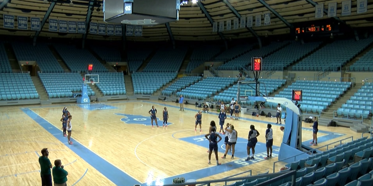 UNCW basketball starts workouts away from home