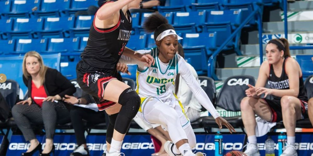 UNCW women fall in CAA tournament opener