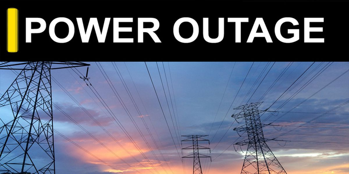 UPDATE: Close to 200,000 customers without power in region due to Isaias