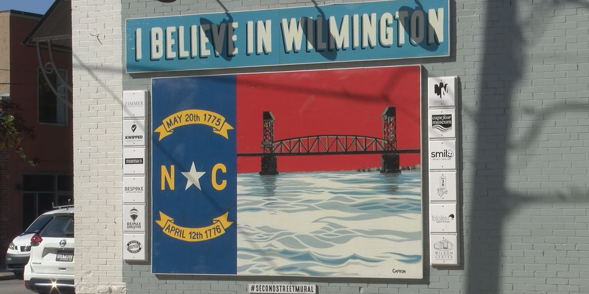 Wilmington works to address murals in city code, would allow more in certain districts