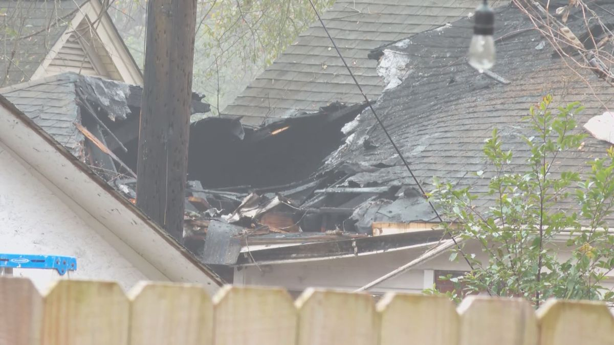 BREAKING NEWS: Plane crashes into home in Rosewood neighborhood