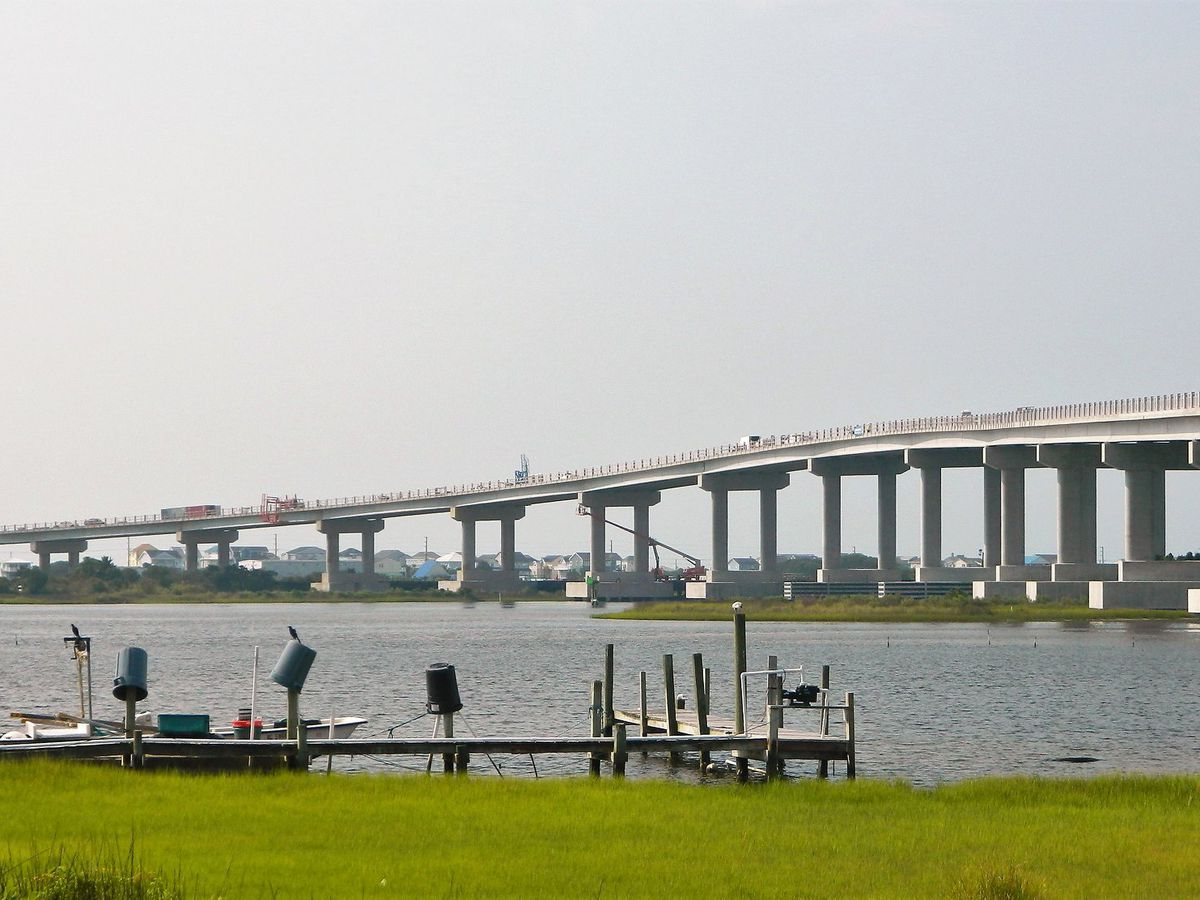 New Surf City Bridge could open by December