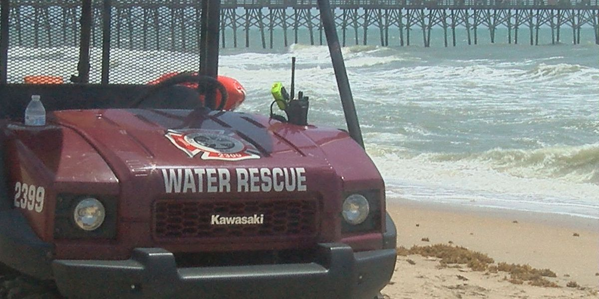 'It's not normal for us:' Surf City sees record number of rip current rescues