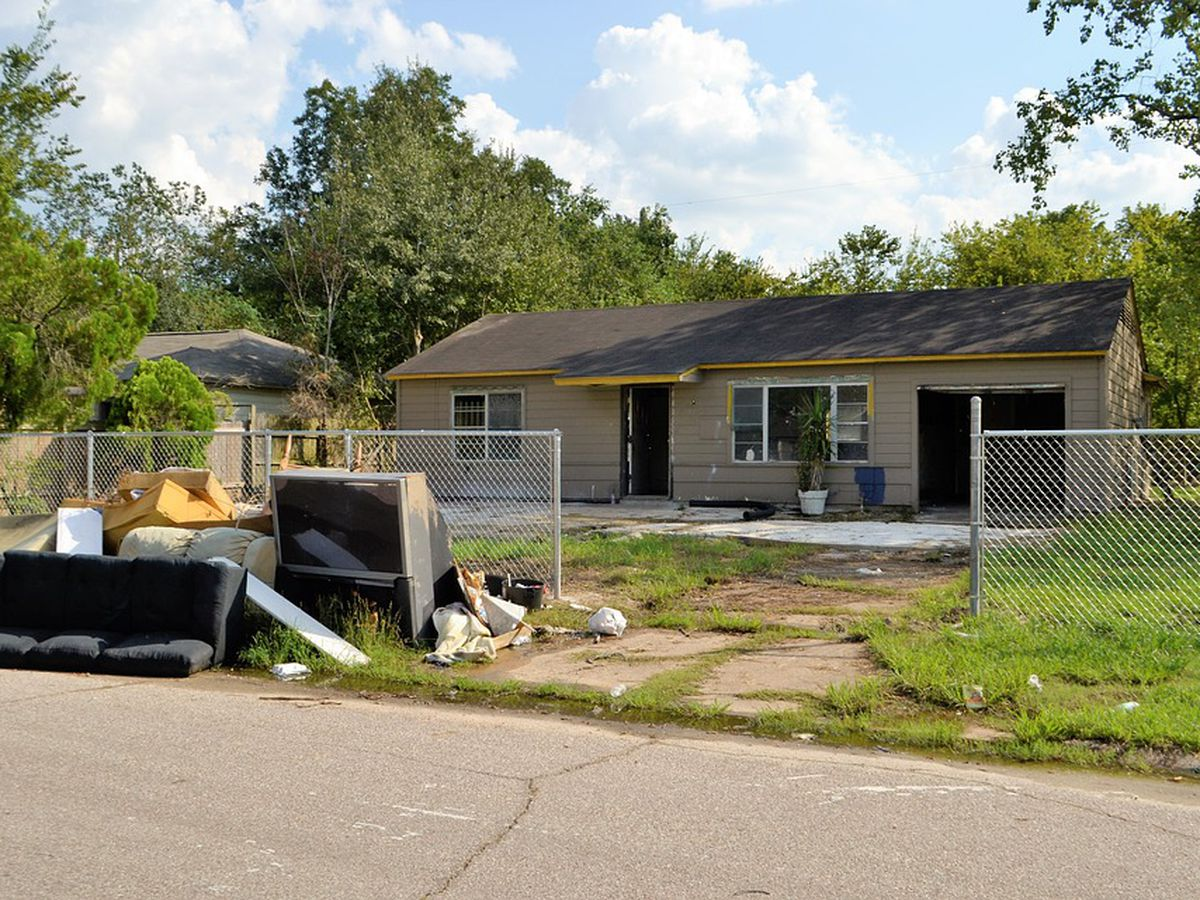 Flood-damaged homes making their way into Wilmington's real estate market