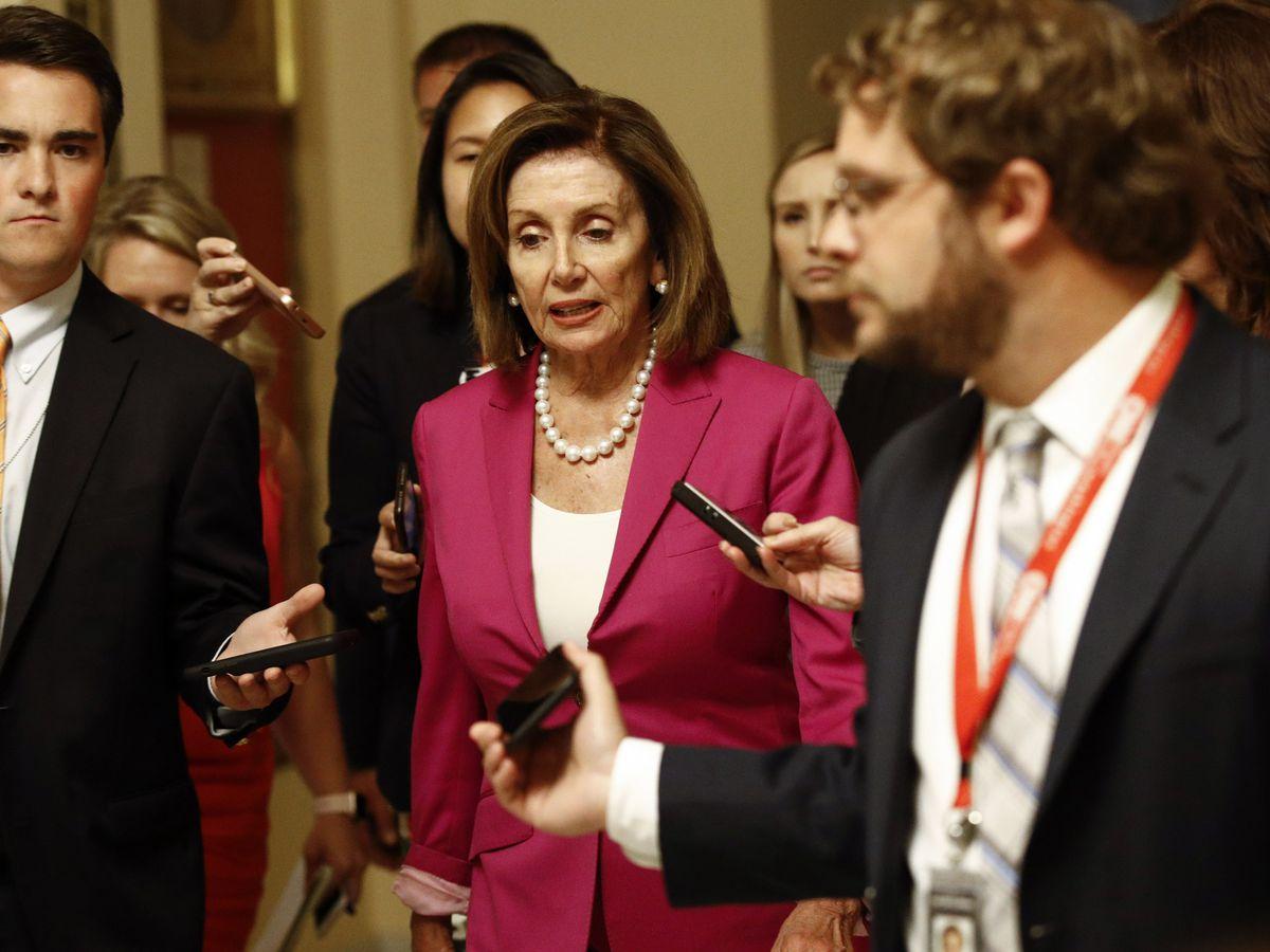 House set to block maverick Dem's Trump impeachment effort