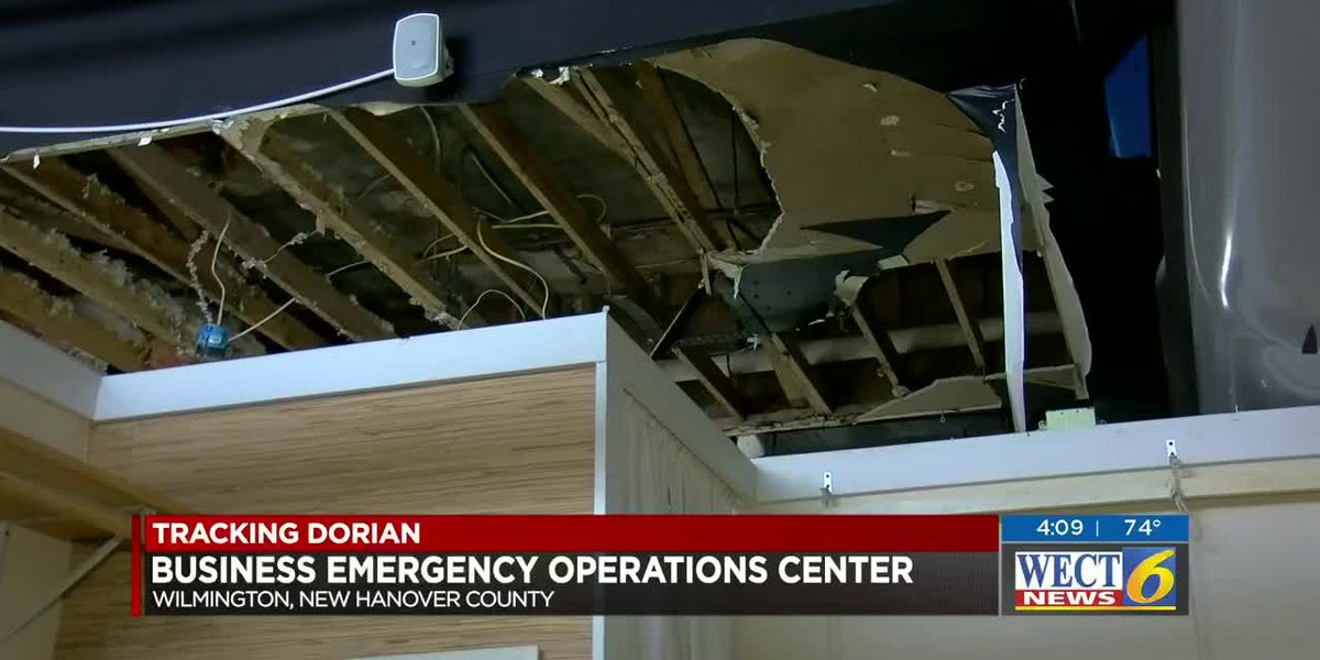 Virtual Business Emergency Operations Center formed to help business owners with Dorian
