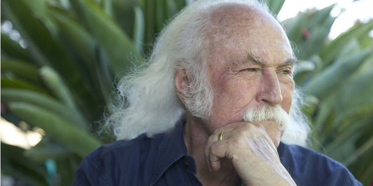 Legendary musician David Crosby brings 'Lighthouse' tour to Wilmington