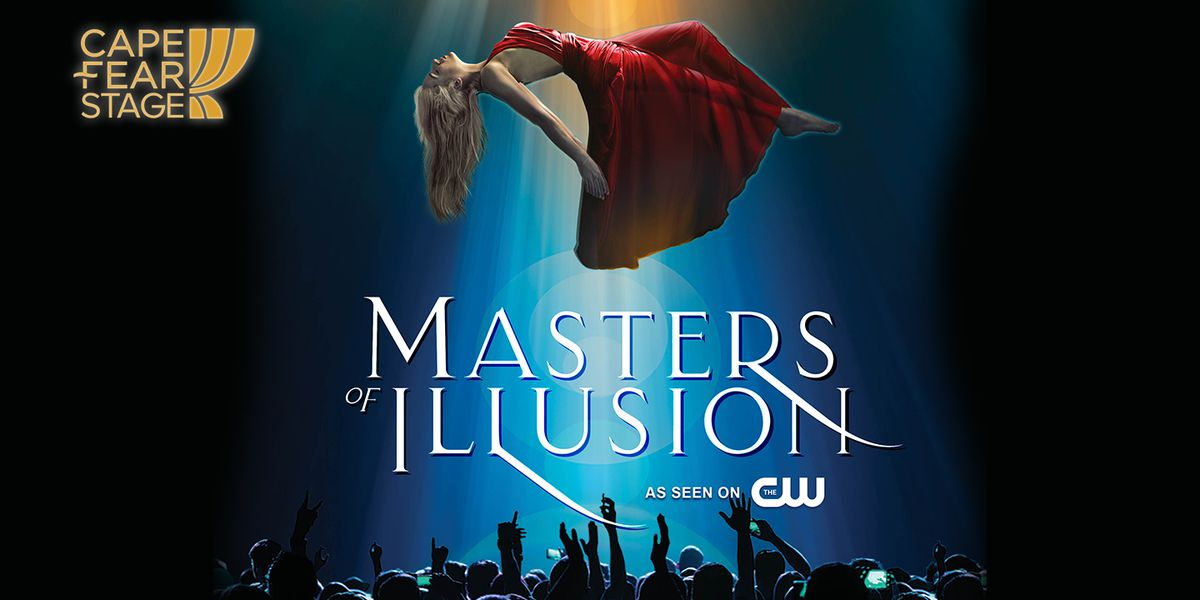Masters of Illusion Ticket Facebook Giveaway 1/7/19