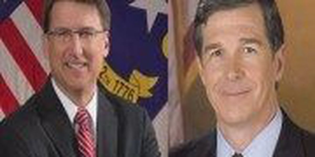Area lawmakers comment on McCrory conceding race to Cooper