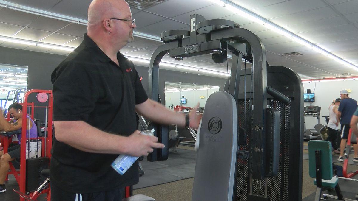 Carolina Beach gym allowed to open for those with prescription
