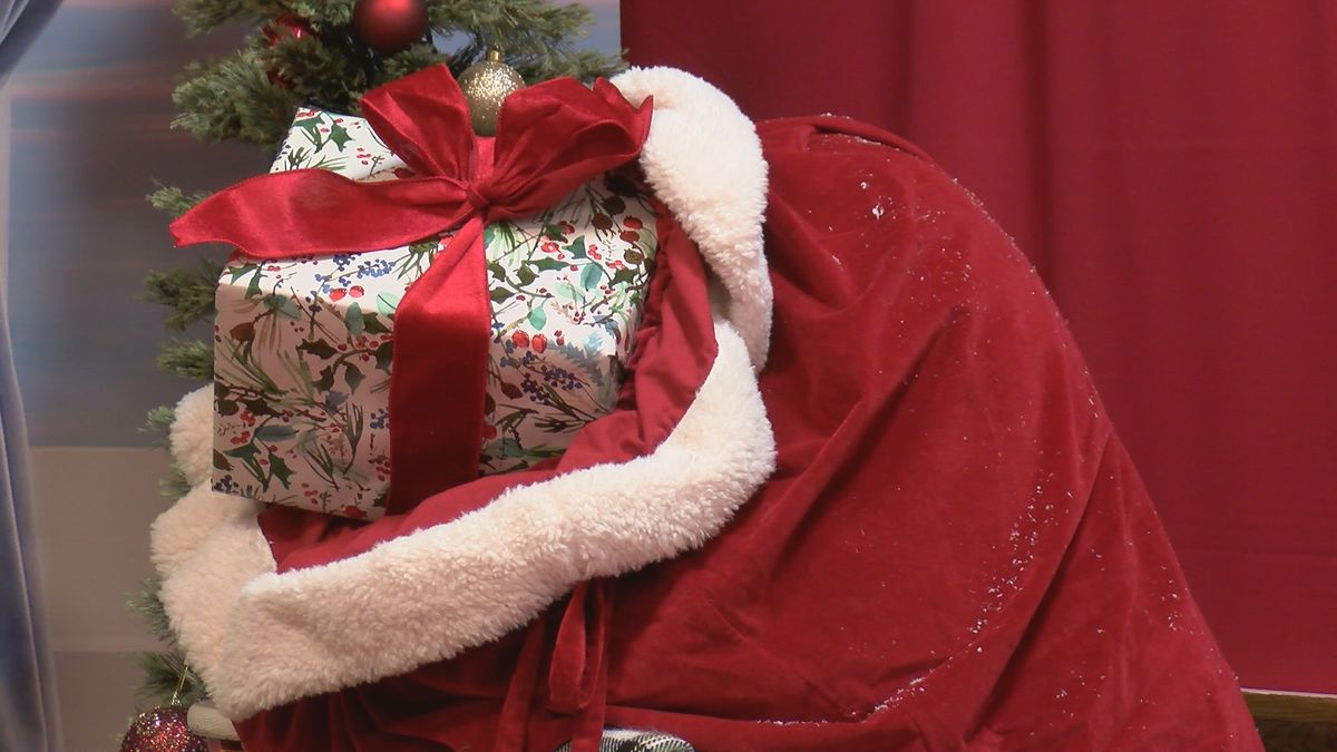 Visits with Santa continue in Wilmington with added safety precautions