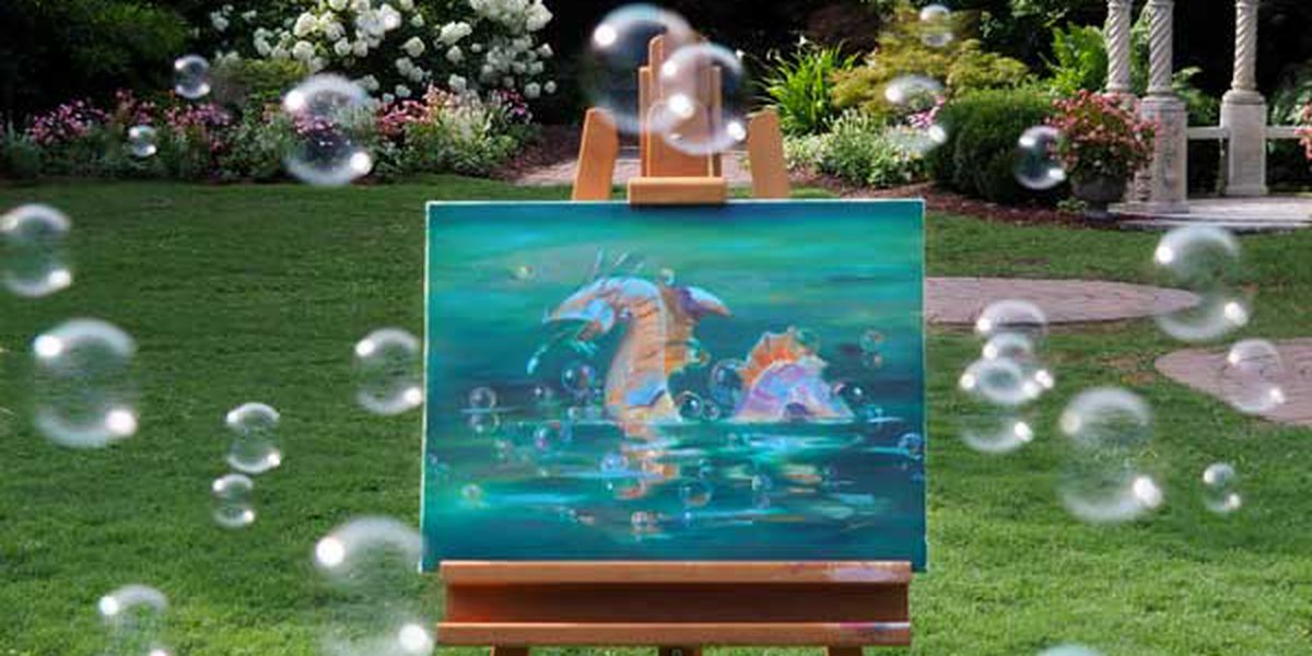 Arboretum ready for large outdoor art show after Hurricane Florence clean up
