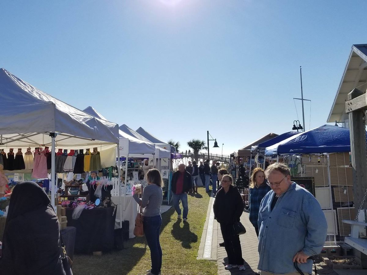 Kure Beach hosts annual holiday market