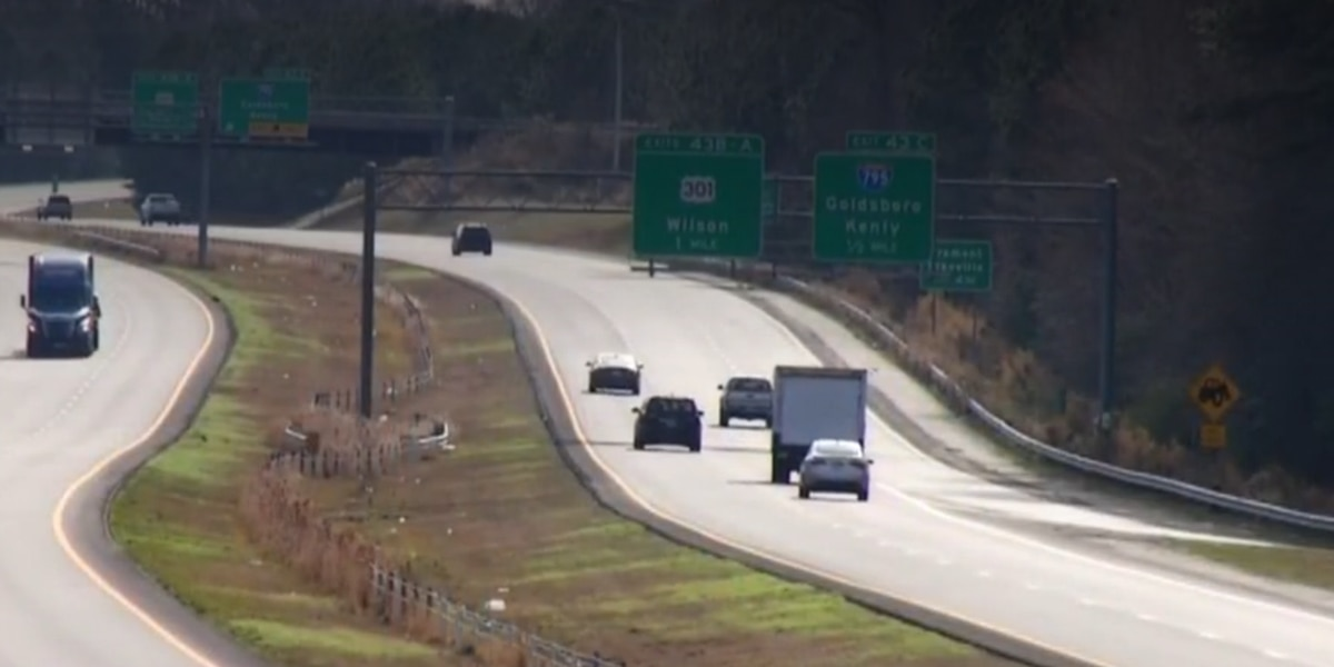 14-year-old arrested for shooting cars on NC highway