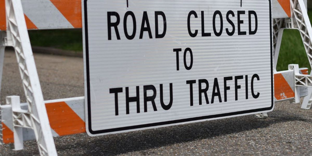 TRAFFIC ALERT: Portion of Fifth St. to be closed for several weeks