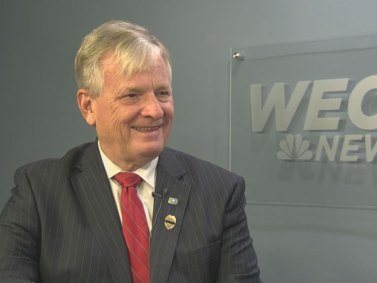 North Carolina's State Treasurer Dale Folwell talks about priorities for a second term