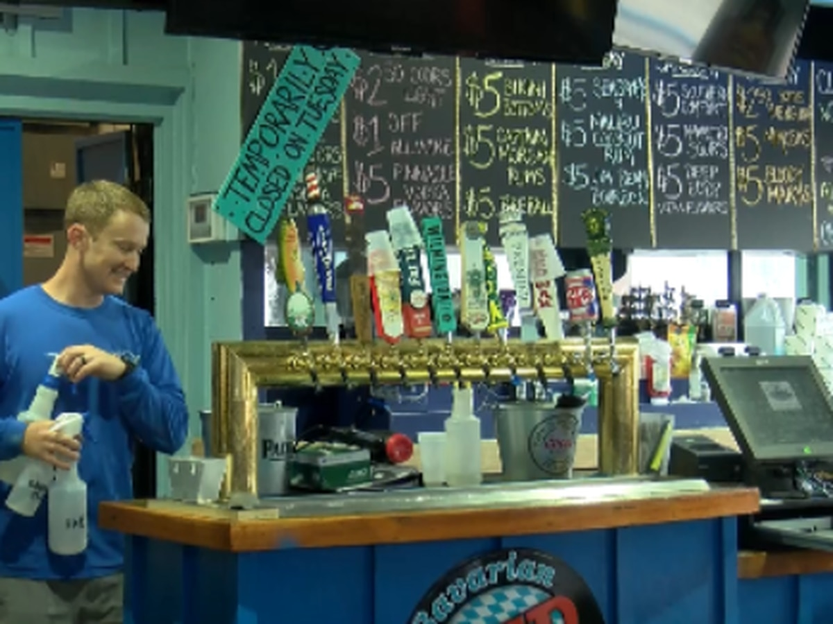 'We kind of have to change our identity': Restaurants, bars make changes as they prepare to reopen once phase two begins