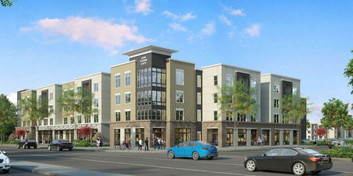 Plans submitted for apartment, commercial complex on Kerr Avenue