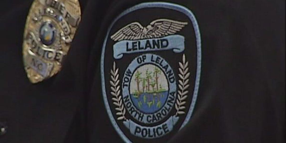 One person taken to hospital after crash involving Leland police car