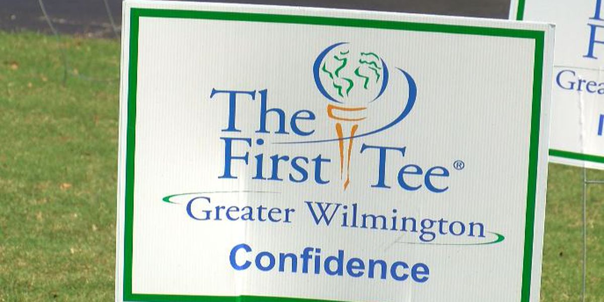 The First Tee of Greater Wilmington holds benefit golf tournament