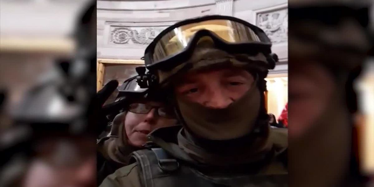 Feds charge more than 120 in Capitol riots