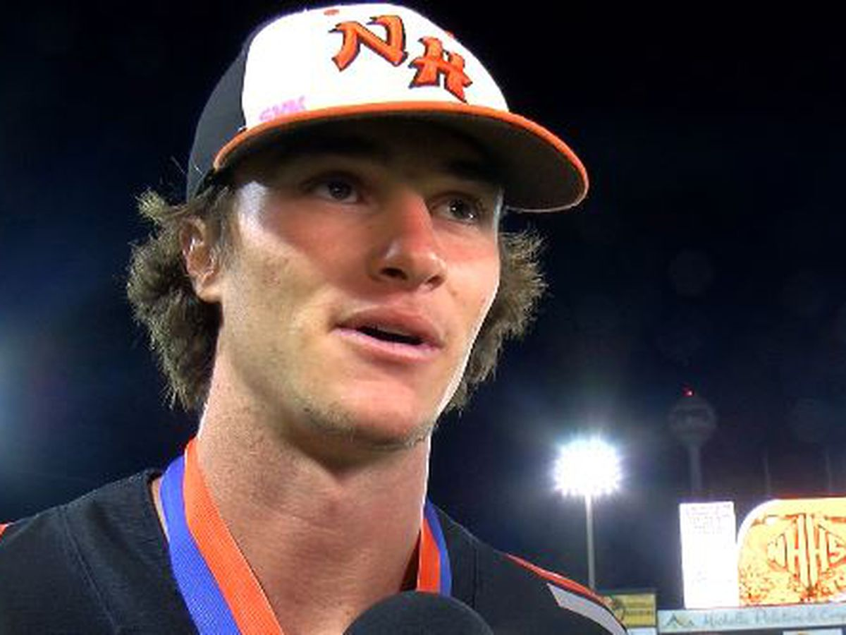 New Hanover's Blake Walston signs with Diamondbacks