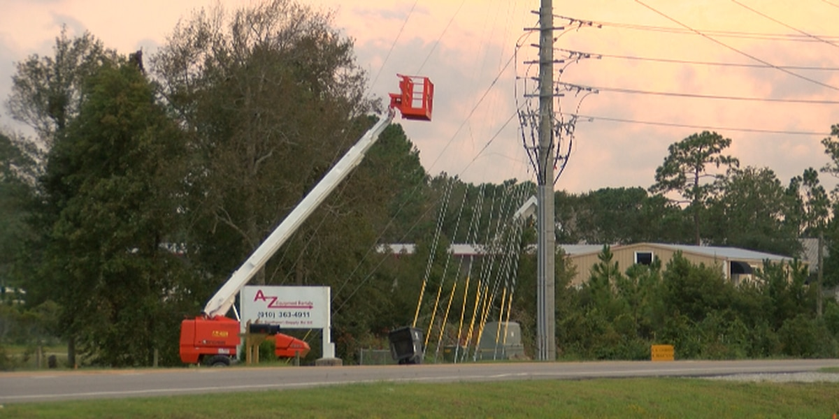 Southport city officials will meet to discuss improving power grid