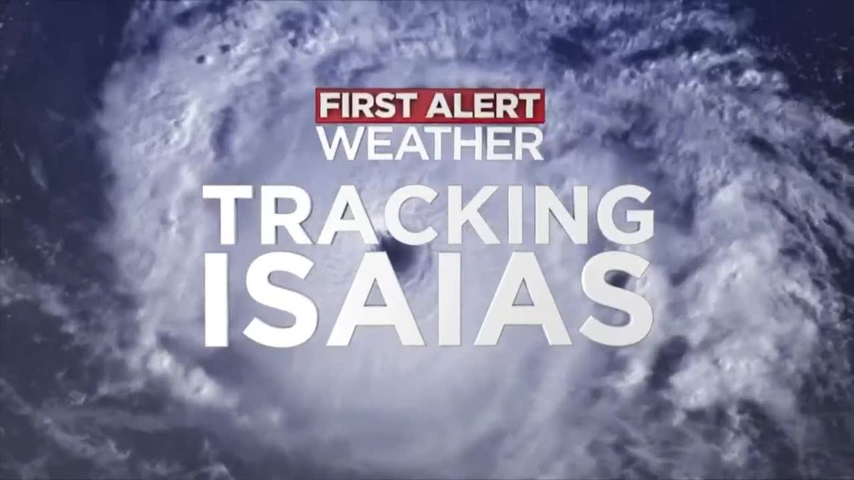 Latest headlines, closures for Tropical Storm Isaias