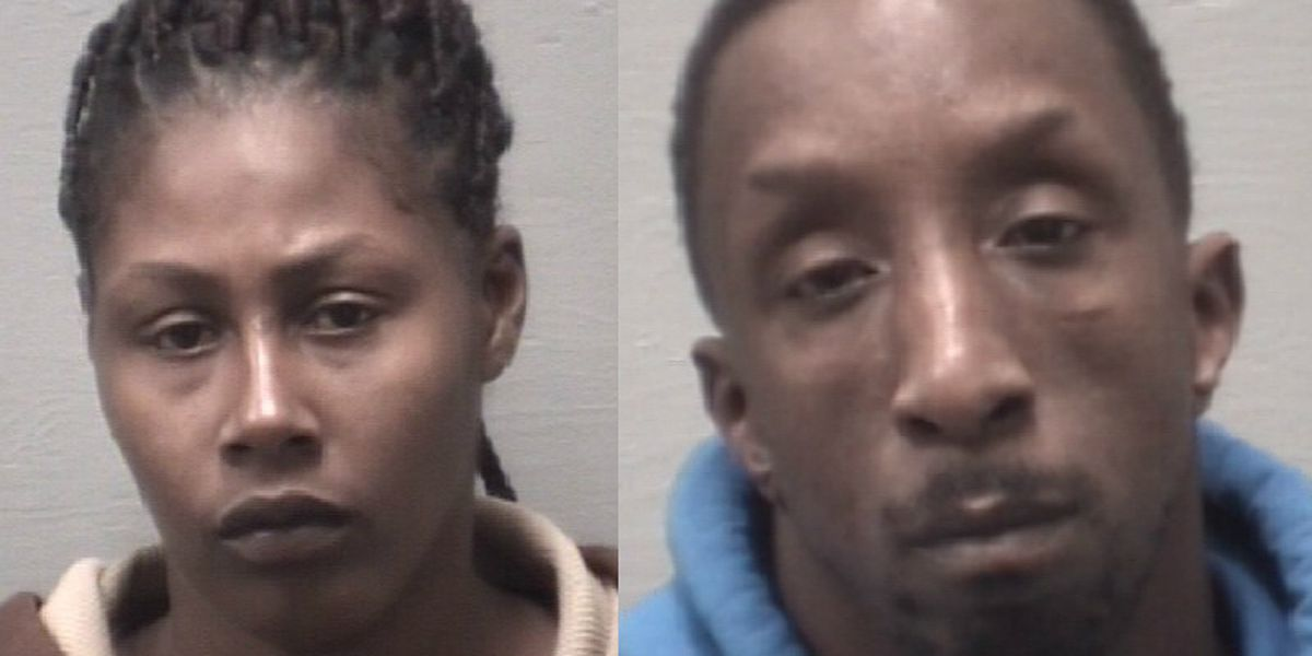 Deputies: Couple lures woman to home, beats her up, uses pepper spray, lights her hair on fire
