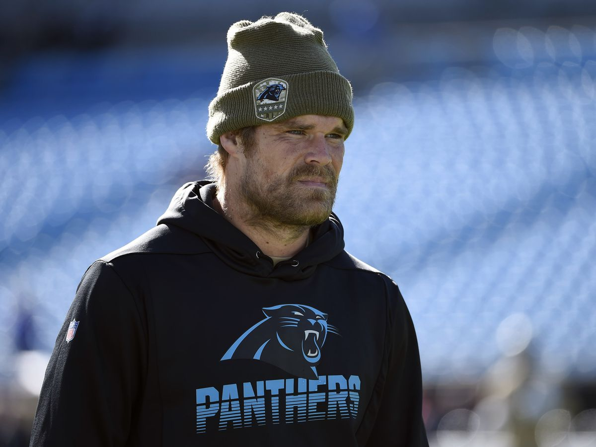 Report: Former Panther Greg Olsen to sign 1 year, $7M deal with Seattle Seahawks