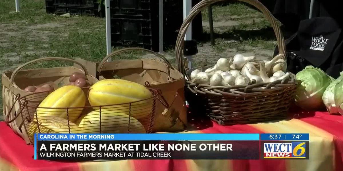 Wilmington Farmers Market at Tidal Creek sets themselves apart with new benefits