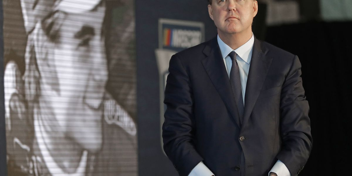 Former NASCAR CEO Brian France pleads guilty to DWI