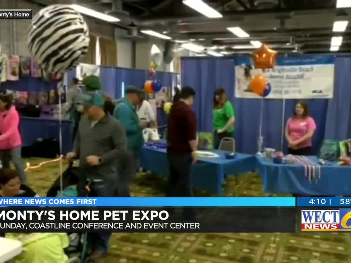 Event for pet owners coming to Coastline Conference Center