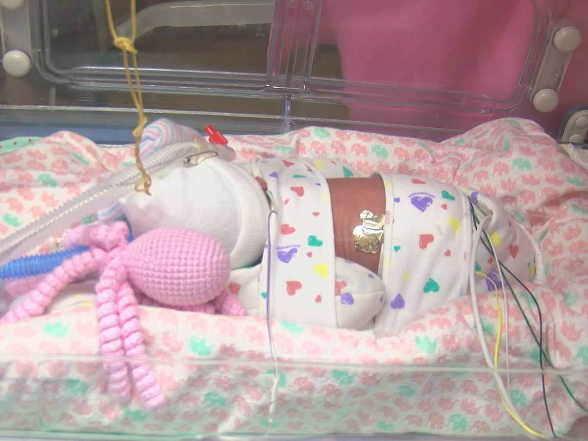 North Carolina infant mortality rates reach 31-year-low