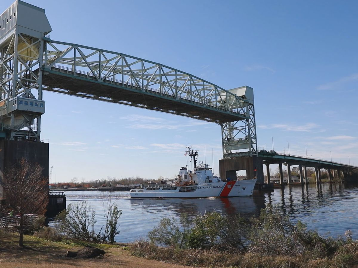 TRAFFIC ALERT: Cape Fear Memorial Bridge to open for returning Diligence