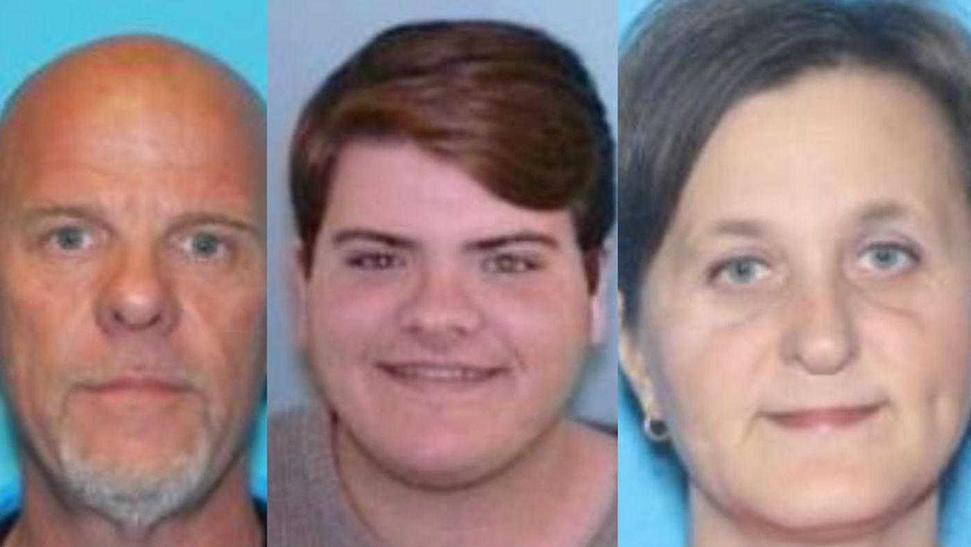 Steven R. Lovin, left, Steven M. Lovin, middle, and Cynthia Duncan (Source: Bladen Co. Sheriff's Office)