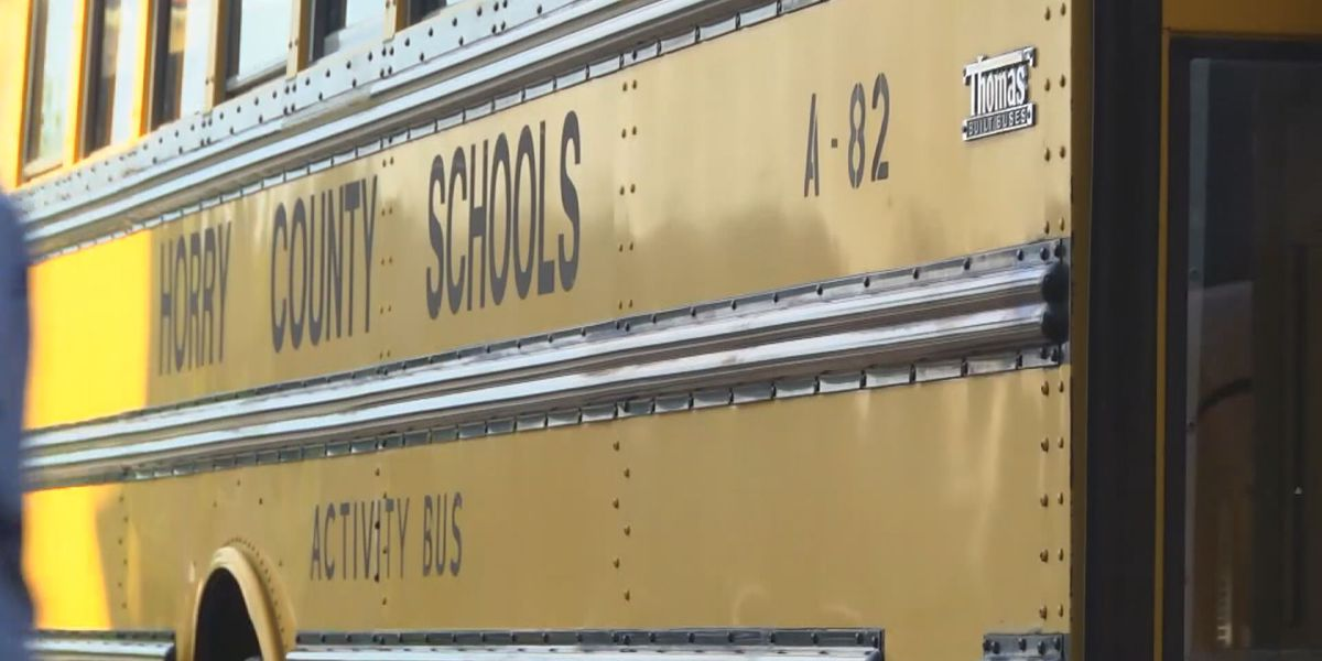 Horry County Schools employee dies due to COVID-19, board chairman says
