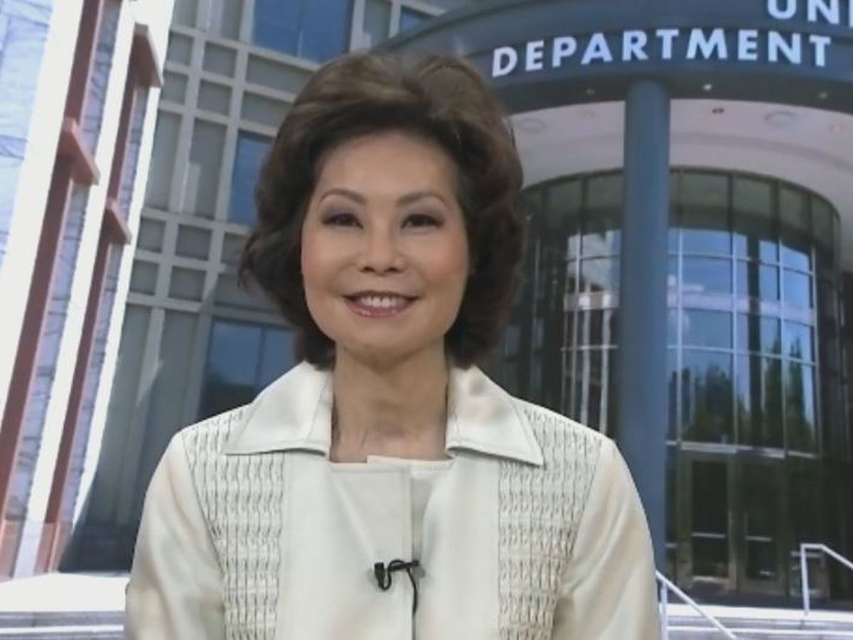 Transportation Secretary Elaine Chao on importance of $16 million grant to Wilmington port