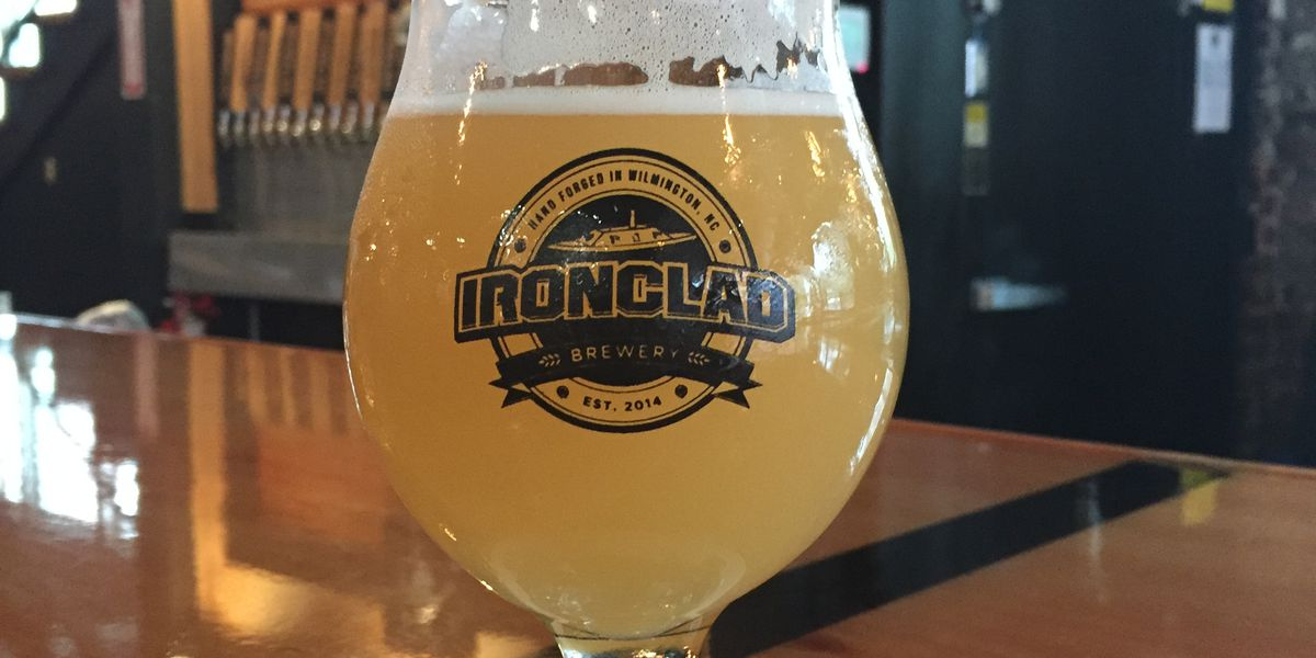 Ironclad Brewery releasing special hurricane IPA that will benefit Florence relief