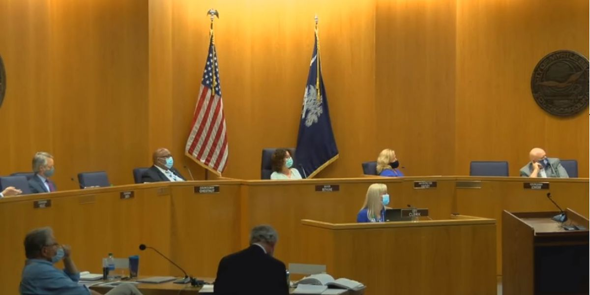Myrtle Beach City Council approves face mask mandate