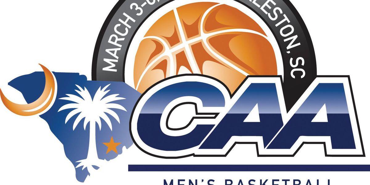2017 CAA Men's Basketball Championship brackets set