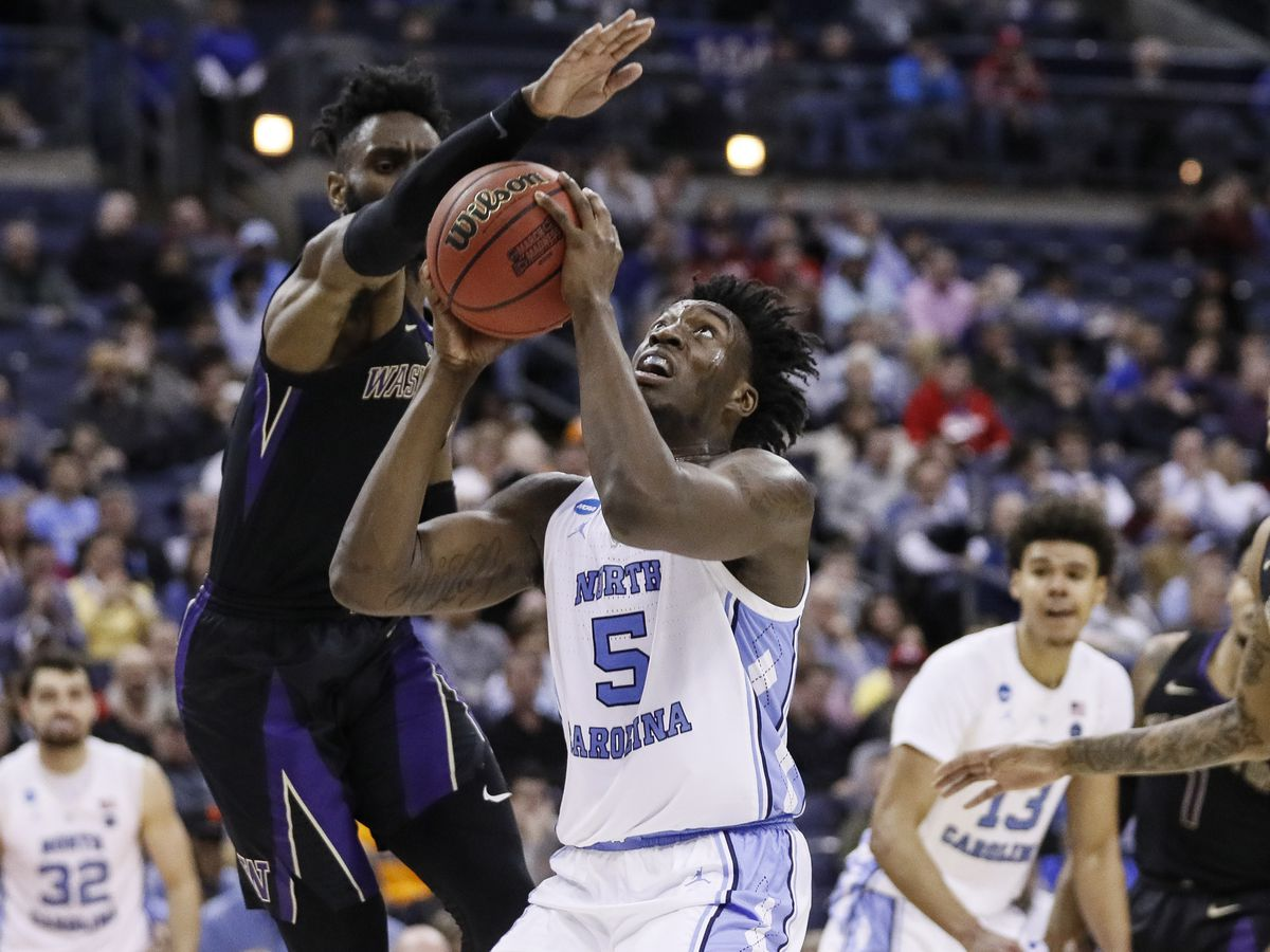 North Carolina freshman Little declares for NBA draft