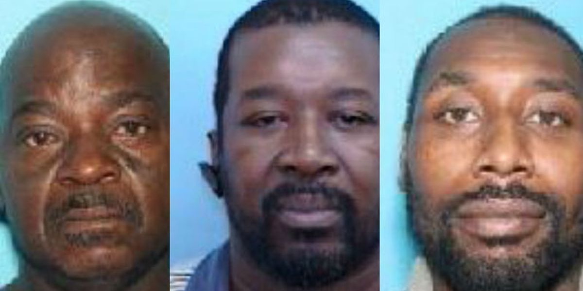 Bladen Co. Narcotics Unit looking for trio suspected of selling prescription drugs