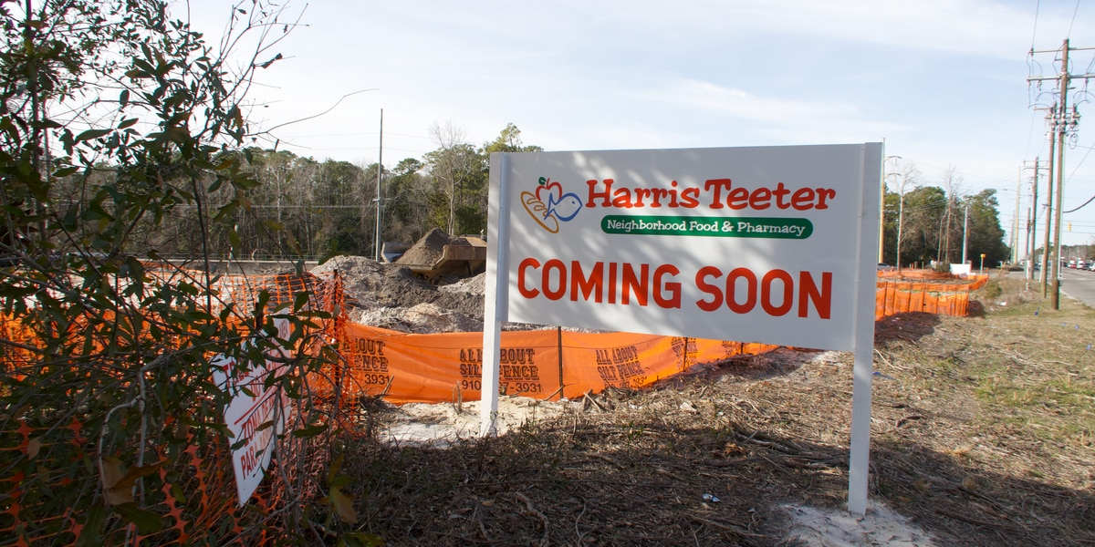 Massive grocery store, shops, restaurants coming to growing area